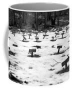 Letchworth Village Cemetery Coffee Mug