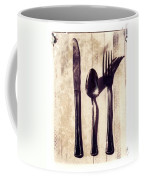 Lets Eat Coffee Mug