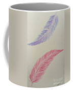 Let's Fly Away Together  Coffee Mug