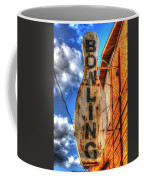 Bowling Pastime Coffee Mug