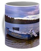 Lets Go Fishing Coffee Mug
