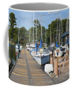 Let's Go Sailing Coffee Mug