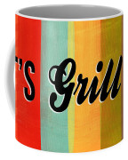 Let's Grill This Coffee Mug