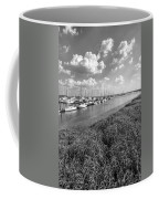 Let's Raise The Sails Coffee Mug
