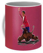 Lets Tango In Red Coffee Mug