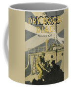 Letters To Our Boys In France Coffee Mug by Edward Hopper