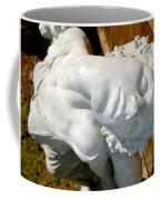 Letting Go Coffee Mug by Ed Weidman