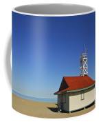 Leuty Lifeguard Station In Toronto Coffee Mug