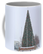 Levis Commons Christmas Tree Coffee Mug by Jack Schultz