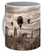 Lewiston Maine Hot Air Balloons Coffee Mug