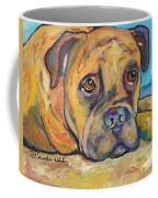 Lexie Coffee Mug by Pat Saunders-White