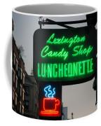 Lexington Candy Shop Coffee Mug