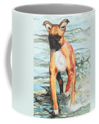 Leyla Coffee Mug by Jeanne Fischer