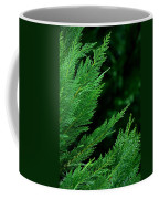 Leyland Cypress Green Coffee Mug