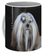 Lhasa Apso Coffee Mug by Jai Johnson