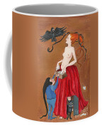 Liberation From The Past Coffee Mug