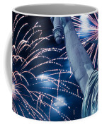 Liberty Fireworks Coffee Mug