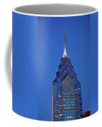 Liberty Place Skyscrapper At Dusk Coffee Mug