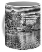 Liberty Square Riverboat Coffee Mug by Howard Salmon