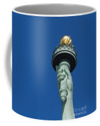 Liberty Torch Coffee Mug