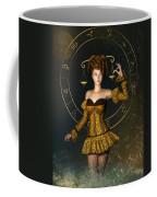 Libra Zodiac Sign Coffee Mug