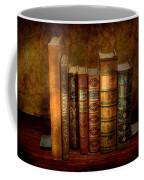Librarian - Writer - Antiquarian Books Coffee Mug