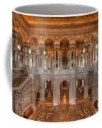 Library Of Congress Coffee Mug by Steve Gadomski