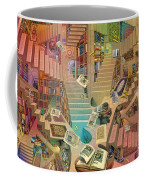 Library Of The Mind Coffee Mug