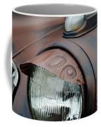 License Tag Eyebrow Headlight Cover  Coffee Mug by Wilma  Birdwell