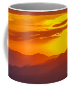 Lickstone Gap Sunset 5 Coffee Mug