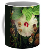 Life And Death In The Garden Coffee Mug