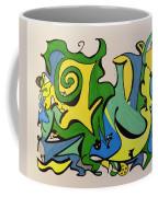 Life At The Beach Coffee Mug