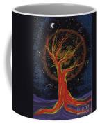 Life Blood Tree By Jrr Coffee Mug by First Star Art