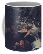 Life Flows On Coffee Mug by Laurie Search