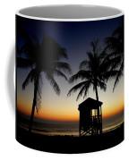 Life Guard Trio Coffee Mug