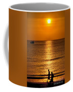 Life Is Beautiful Coffee Mug by Adrian Evans