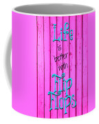 Life Is Better With Flip Flops Coffee Mug