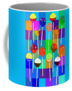 Life Is Full Of Lollipops Coffee Mug