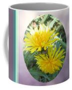 Life Is Made Up Of Dandelions Coffee Mug
