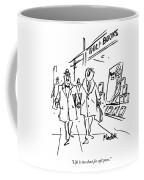 Life Is Too Short For Soft Porn Coffee Mug