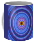 Life Light - Abstract Art By Sharon Cummings Coffee Mug