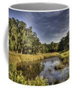 Life On The Marsh Coffee Mug