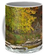 Life On The River Coffee Mug by Bill Wakeley