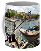 Life On The Seine Coffee Mug