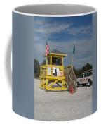 Lifeguard And Beachpatrol Coffee Mug