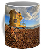 Lifeguard Off Duty Maui Hawaii Coffee Mug