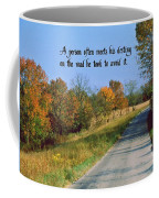 Life's Destiny Coffee Mug