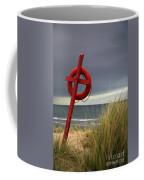 Lifesaver On The Beach Coffee Mug