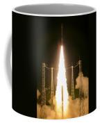 Liftoff Of Vega Vv06 With Lisa Coffee Mug