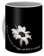 Light And Dark Inspirational Coffee Mug